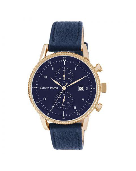 Christ Verra Men'S Watches Cv 75036G-25 Blu