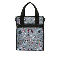 Small N/S Tote In Mickey Doodle