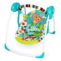 Bright Starts kaleidoscope safari portable swing