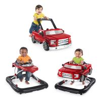 Bright Starts Ford F-150 3 Ways to Play Walker - Red