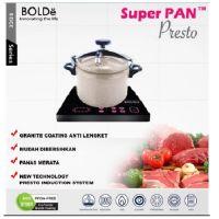 Super Pan Presto 7L Granite Coating