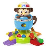Bright Starts Hide 'n Spin Monkey Activity Toy