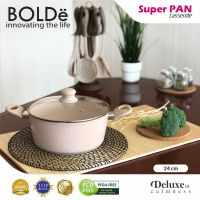 BOLDe Superpan Casserole Pots 24cm