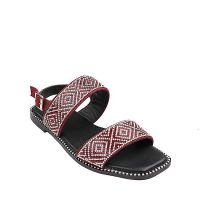 Sandal Dress Res In Red
