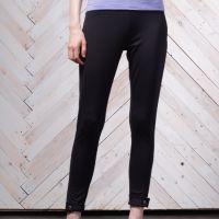 Begonia Pants In Black