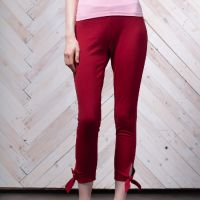 Buena Pants In Red