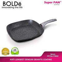 Super Pan Grill Pan 28cm Black Dark Knight