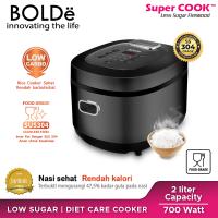 BOLDE Super Cook Less Sugar Firewood