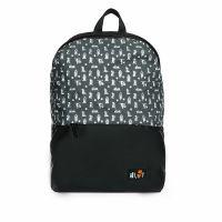 Jason B Backpack 217 In Grey