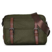 Messenger Bag In Olive