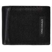 Standard Wallet W Flip In Black