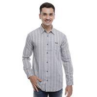 Darwin Ls Shirt In Grey