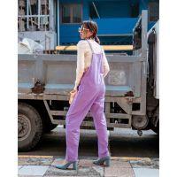 Leora Overall Lilac
