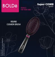 Bolde Super Comb Round Cushion Brush