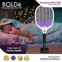 BOLDe Super SWATTER Purple Light