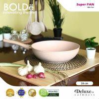 BOLDe Super Pan Wok 26 cm Beige